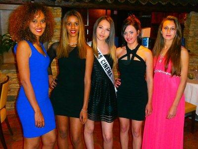 Nice Matin Miss cinéma Mougins 2015