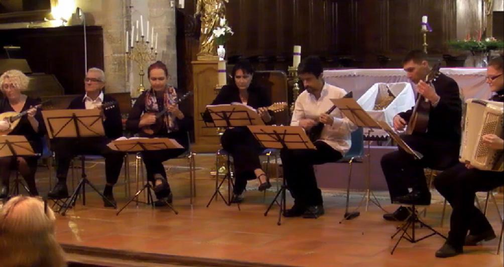 Orchestre de Mandolines de Marseille-Provence